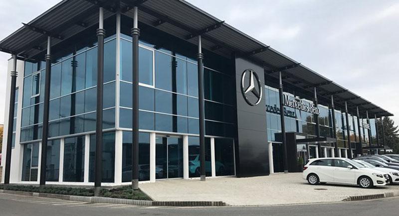 Fa RENE a.s. | Prodej a servis vozů Mercedes-Benz